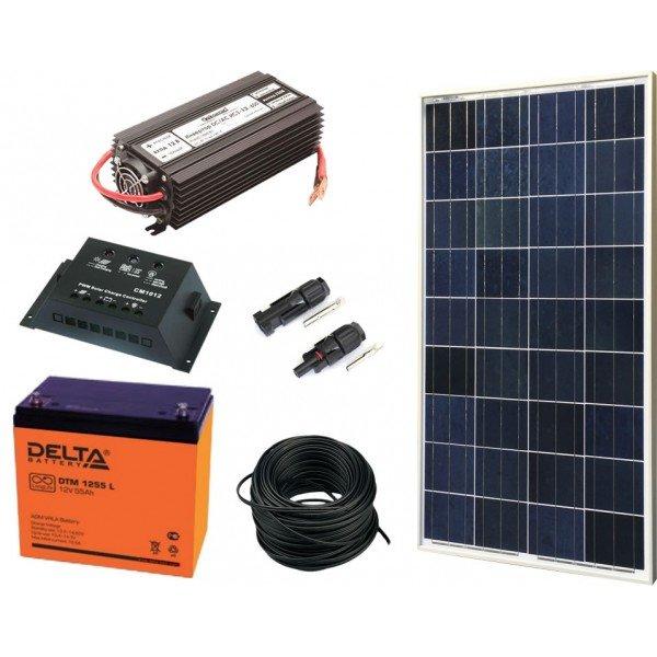 инвертор для солнечных панелей
